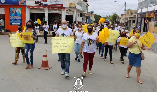 Imagens da Campanha Setembro Amarelo