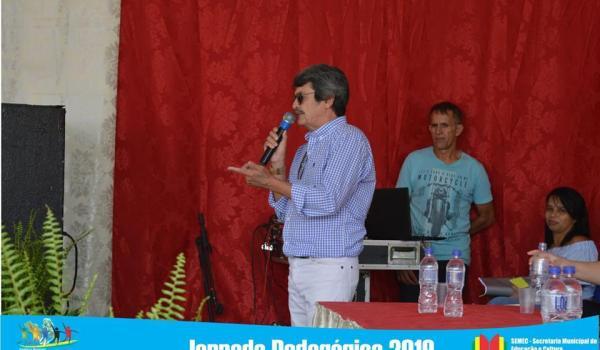 Imagens da Jornada Pedagógica 2019