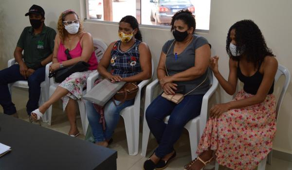 Imagens da Prefeitura reafirma convênio com Escola Família Agrícola