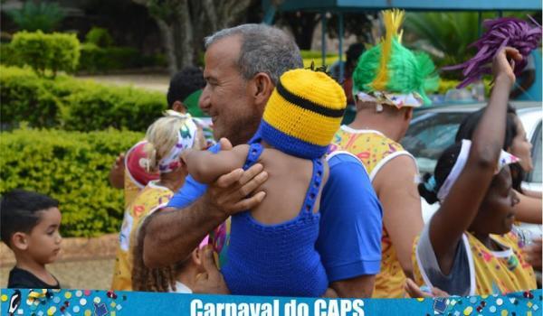 Imagens da Equipe do CAPS Carnaval