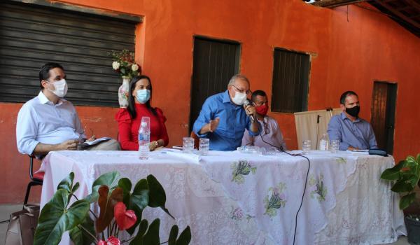 Imagens da Ministério Público realiza audiência pública no Riacho do Mel