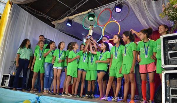 Olimpíadas Estudantis de Iraquara 2019