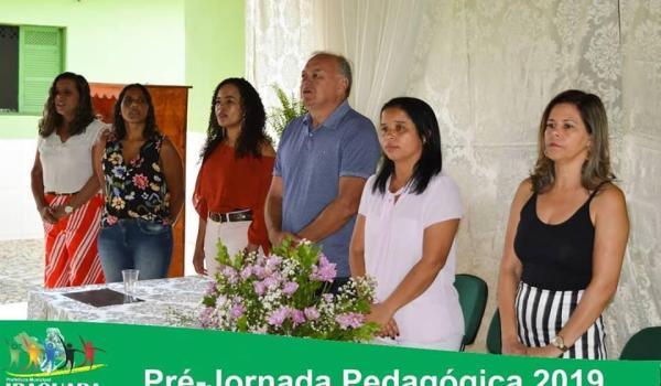 Pré-Jornada Pedagógica 2019