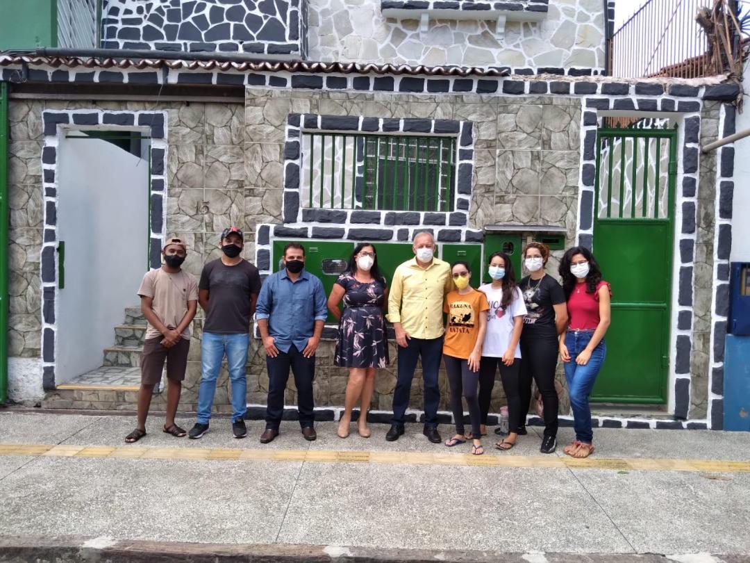 Prefeitura de Iraquara apresenta a nova Casa do Estudante