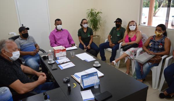 Prefeitura reafirma convênio com Escola Família Agrícola