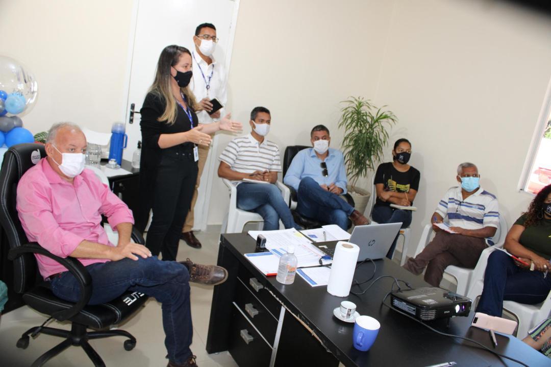 Soluções SENAI apresenta o Programa de Qualificação Profissional de Iraquara